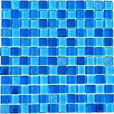HD 28' Overlap Pool Liner, Above Ground Pool, 28ft Swimming Pool Liner, Aquadolce Premier Series … (Royale Abyss)