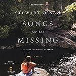 Songs for the Missing   Stewart O'Nan