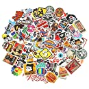 Xpassion Car Stickers Motorcycle Bicycle Luggage Laptop Decal Graffiti Patches Skateboard Bumper Stickers 100 PCS