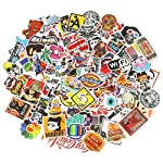 "Diageng Random Styles Vinyl Stickers, 6 – 12cm ""Pack of 100"""