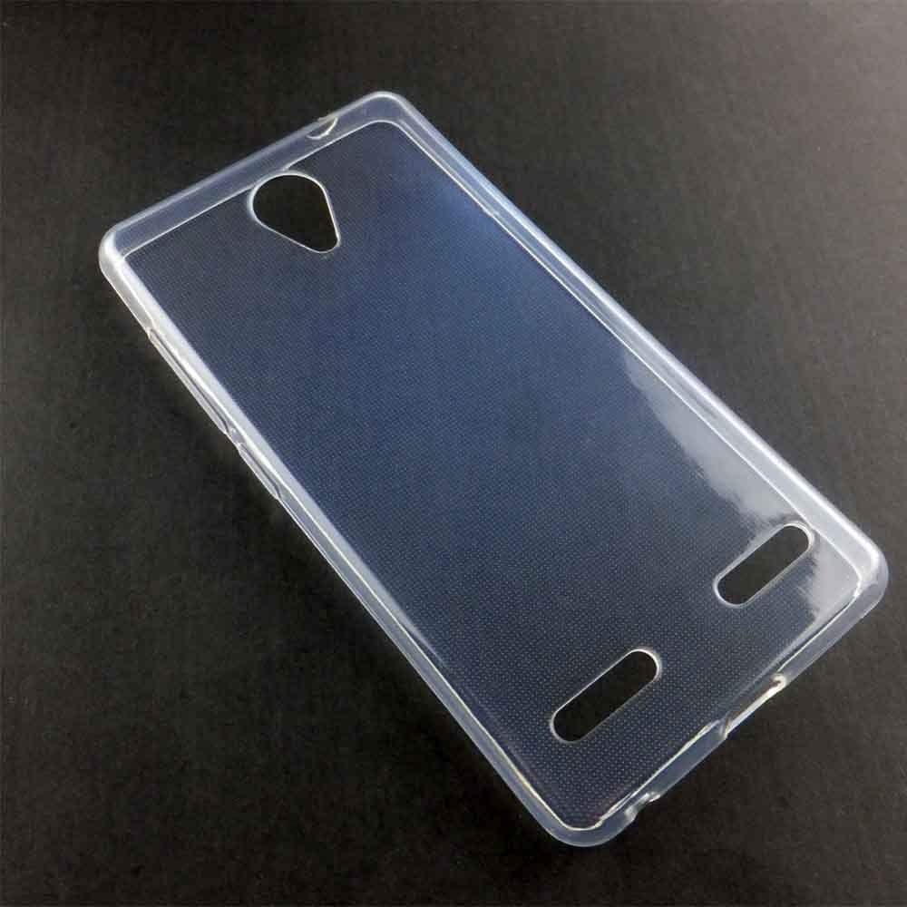 König-Shop Funda Protectora cáscara del teléfono móvil ZTE Blade L7 Transparente Smartphone Parachoques de la Cubierta de Shell Cubierto: Amazon.es: Electrónica