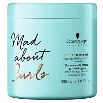 Mad About Curls by Schwarzkopf Butter Treatment 500ml
