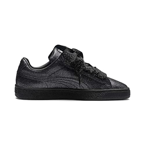 Puma Basket Heart Holiday Glamour 36763002, Deportivas: Amazon.es: Zapatos y complementos