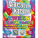 Tween Party Pack 1 (4CD)