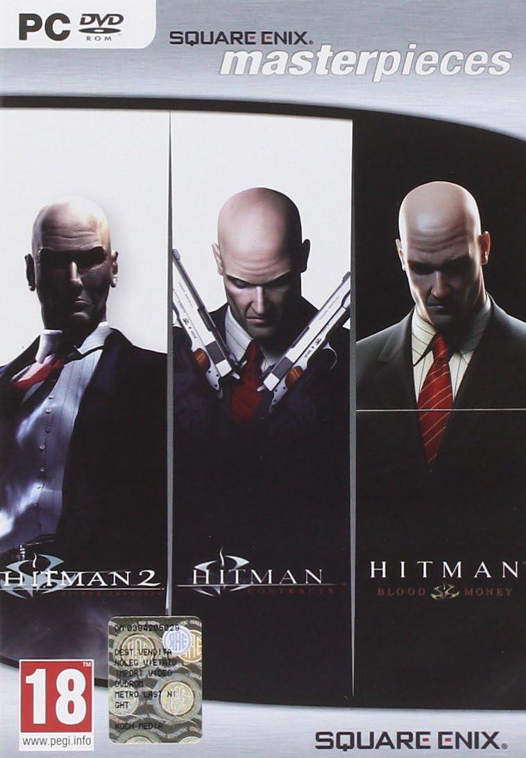 Hitman Trilogy: Silent Assassin + Contracts + Blood Money [Bundle ...