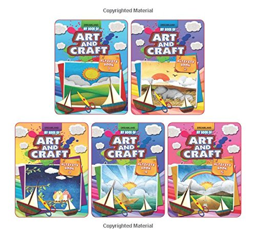 My Book of Art & Craft - Pack (5 Titles)