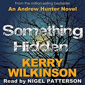 Something Hidden Audiobook