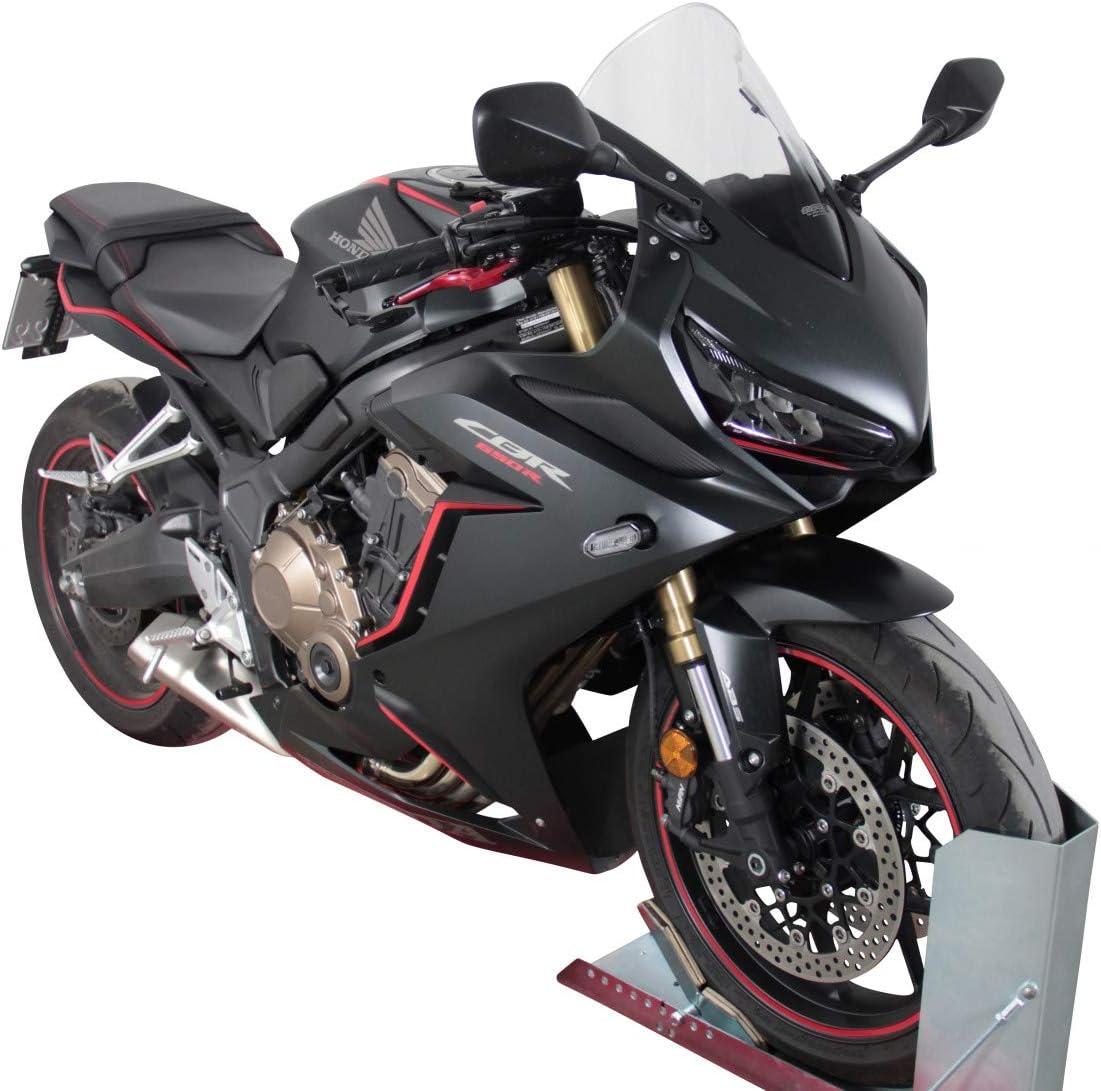 MRA Racingscheibe R schwarz CBR 650 R 0