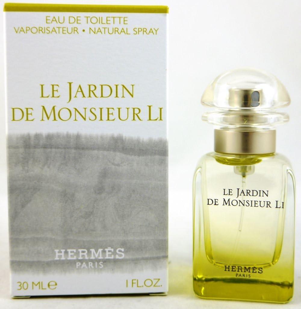 Hermès Le Jardin de Monsieur Li, unisex, Eau de Toilette Spray, 1er Pack (1 x 30 ml): Amazon.es: Belleza