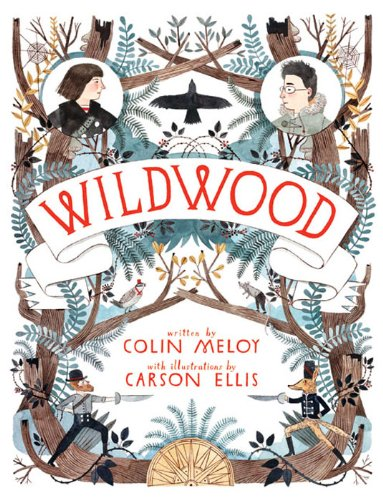 Image result for wildwood book 1