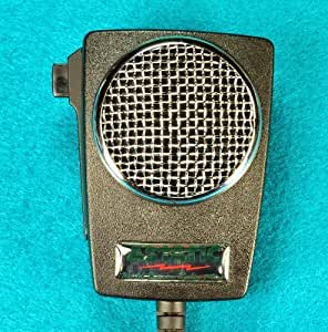 Astatic (302-10005) D104M6B Amplified Ceramic Power 4-Pin CB Microphone