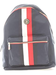 Tommy Hilfiger Sports Tape Herren Rucksack Navy: Tommy