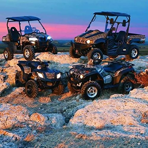 Coleman Outfitter 700 - 700cc 4WD Utility Vehicle (UTV)