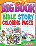 Really Big Book of Coloring Pages, Gospel Light, 0830743871