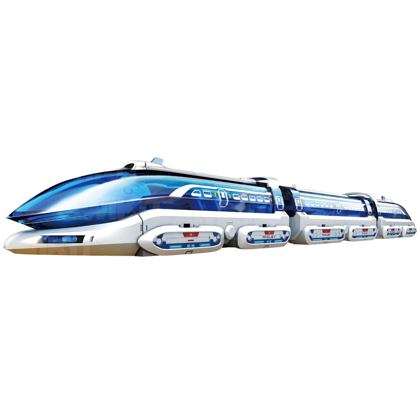 OWI Magnetic Levitation Express Mag-Lev Train by OWI (Image #4)