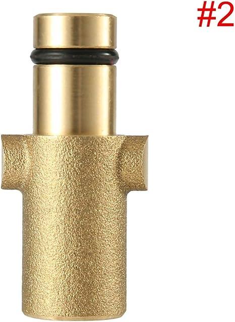 Heavy Duty Nilfisk Alto//Kew//Gerni IDROPULITRICE Neve Schiuma Lancia bottiglia con 1l