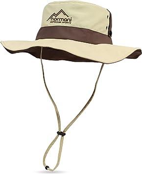 normani® Sommerhut Shady mit Kinnband Bekleidung Kopfbekleidung