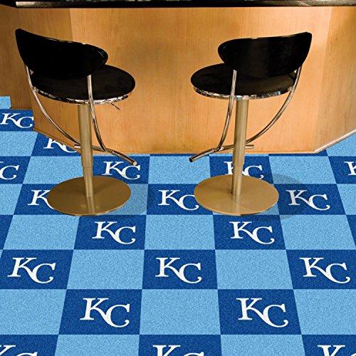 Missouri Team Carpet Tiles MLB - Kansas City Royals 18
