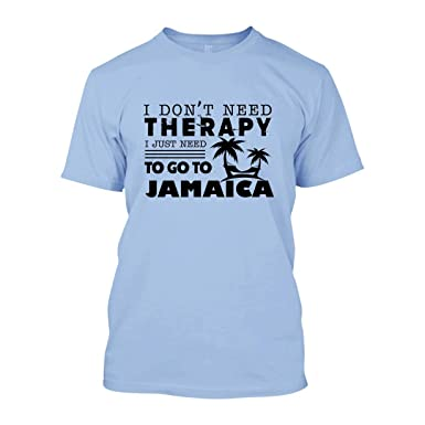 365d86b06 Amazon.com: I Just Need to Go to Jamaica T Shirt Design, Adult Unisex Tee  Shirt: Clothing