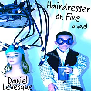 Hairdresser On Fire Audiobook