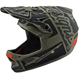 Troy Lee Designs D3 Fiberlite 美国头盔:MONO