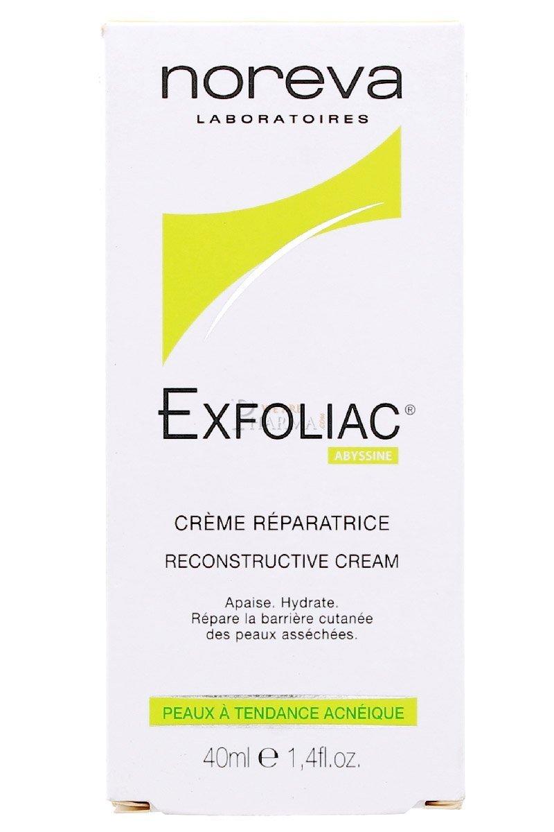 EXFOLIAC Crème Réparatrice (40 ml) Noreva