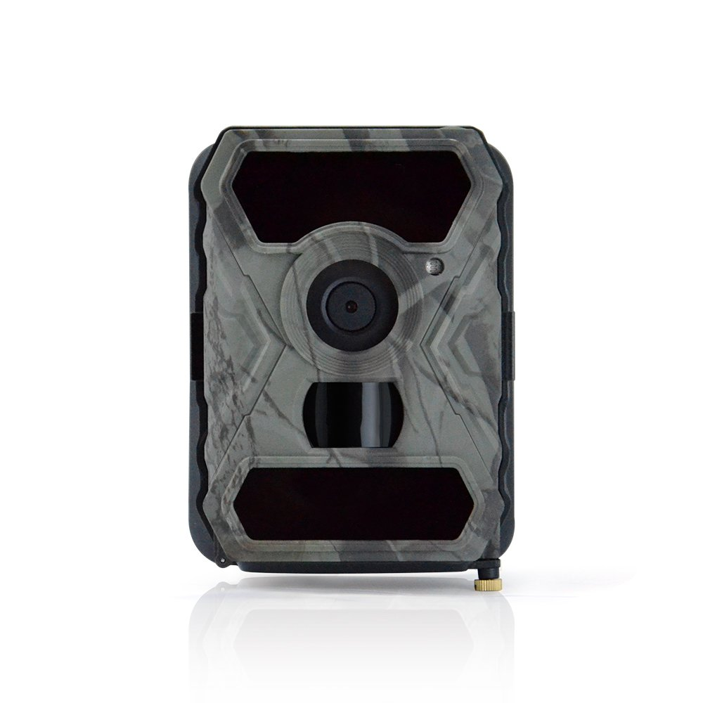 HKCYSEA Trail Camera,Animal Protection Infrared HD Monitor Camera 110° PIR Sensor Wildlife Hunting Camerawith Night Vision,IP54 Waterproof Fast Trigger Time Game Camera by HKCYSEA (Image #1)