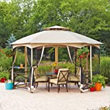 Crossman Hexagon Gazebo Replacement Canopy