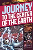 Journey to the Center of the Earth: A Graphic Novel (Graphic Revolve: Common Core Editions)