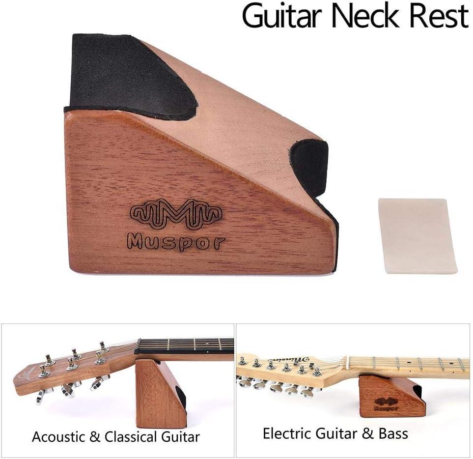 DEQUATE Soporte para El Cuello del Instrumento Instrumento De ...
