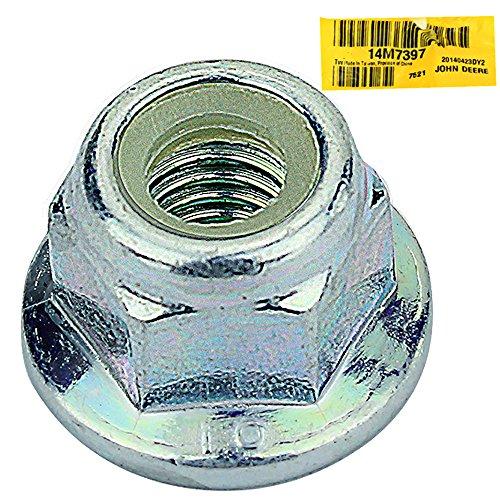 John Deere Original Equipment Lock Nut #14M7397 big image