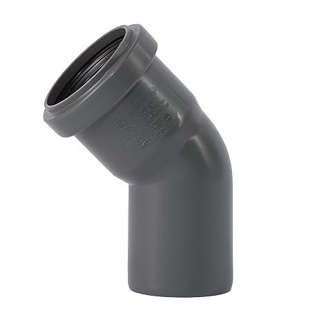 Ostendorf HTsafe HT-Rohr mit Muffe DN 32 mm 500 mm