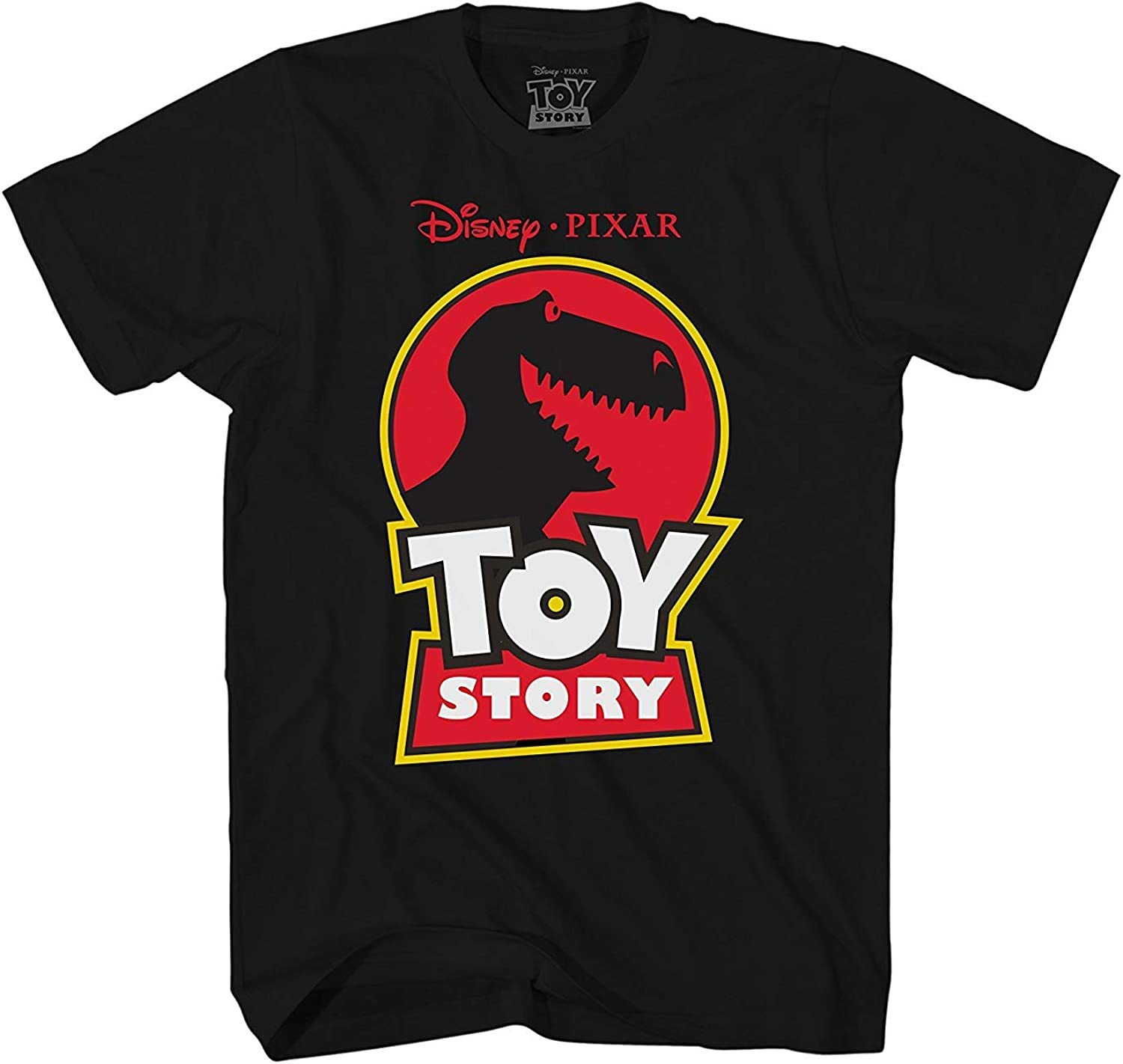 Disney Mens Toy Story Made in The 90s Short Sleeve T-Shirt T-Shirt
