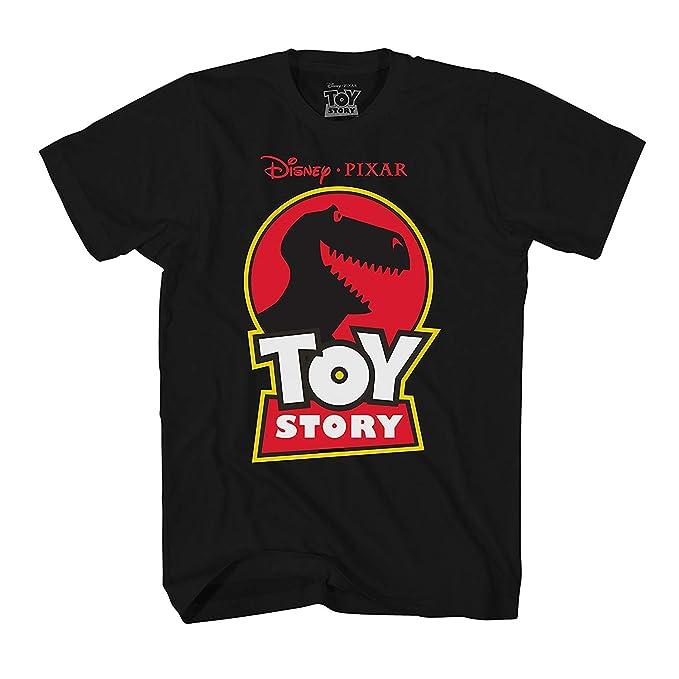 d1414b67 Amazon.com: Disney Pixar Toy Story Jurassic Rex T-Shirt: Clothing