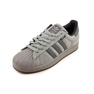 Herren Adidas Rund Superstar Sneakers Cb Turnschuhe Schuhe Textile sdChQtr