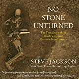 #5: No Stone Unturned: The True Story of the World's Premier Forensic Investigators