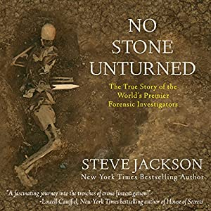 No Stone Unturned Hörbuch