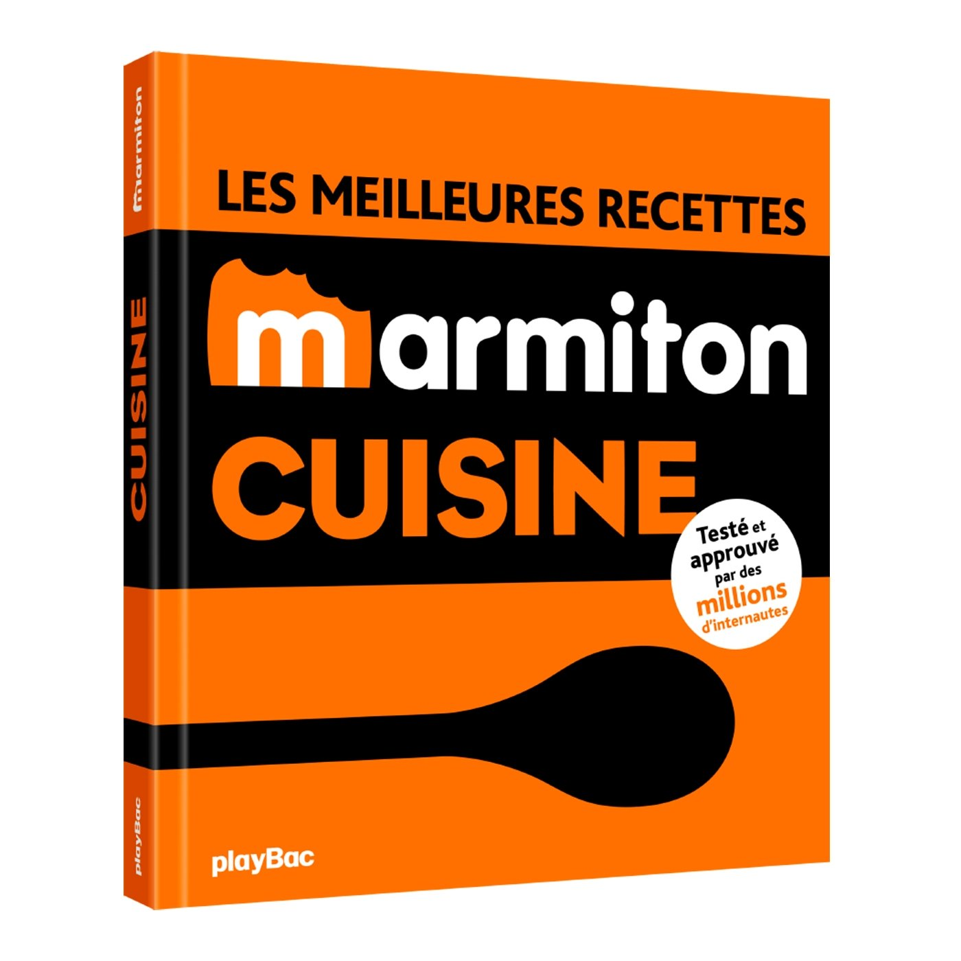 Amazon Fr Les Meilleures Recettes De Cuisine Marmiton