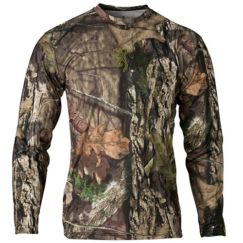 Small Browning 3018820301 Vapor Max Shirt Mossy Oak Break-Up Country