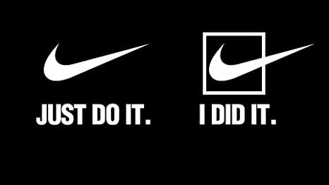 Posterhouzz -Black-Background-Brands-just-do-it-Nike-Quotes ...