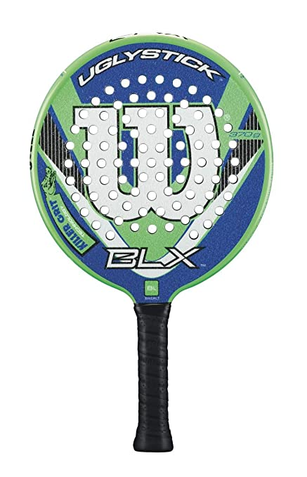 Amazon.com : Wilson 13 Ugly Stick BLX Platform Tennis ...