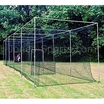 Amazon Com 20 Ultimate Baseball Batting Cage Net
