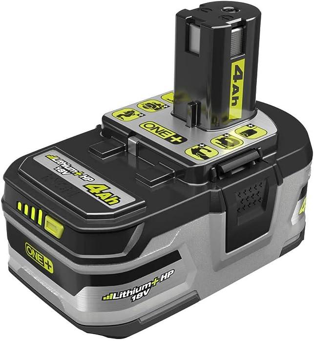 Top 10 Ryobi Hp Battery