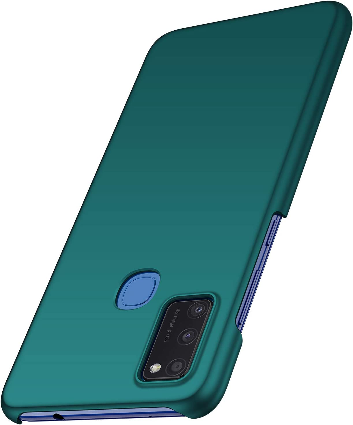 Amazon Com Anccer Compatible For Samsung Galaxy M51 Case Ultra Thin Anti Drop Premium Material Slim Full Protection Cover For Samsung M51 Green Electronics