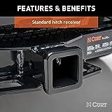 CURT 13055 Class 3 Trailer Hitch, 2-Inch Receiver
