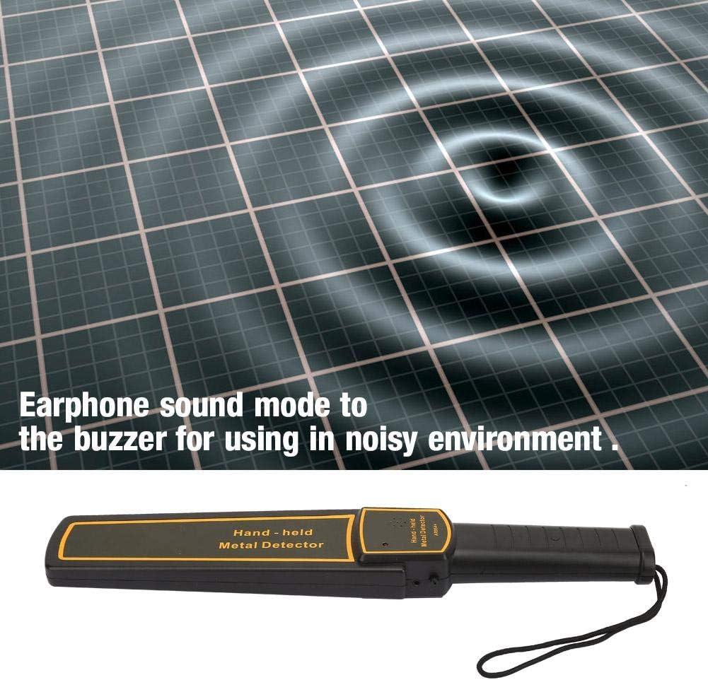 Detector de metales, AR954 Detector de metales Escáner de mano ...