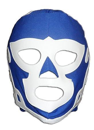 Airsoft-Max Huracan Ramirez Luchador Mask- Kids Size- Mascara de Lucha Libre para