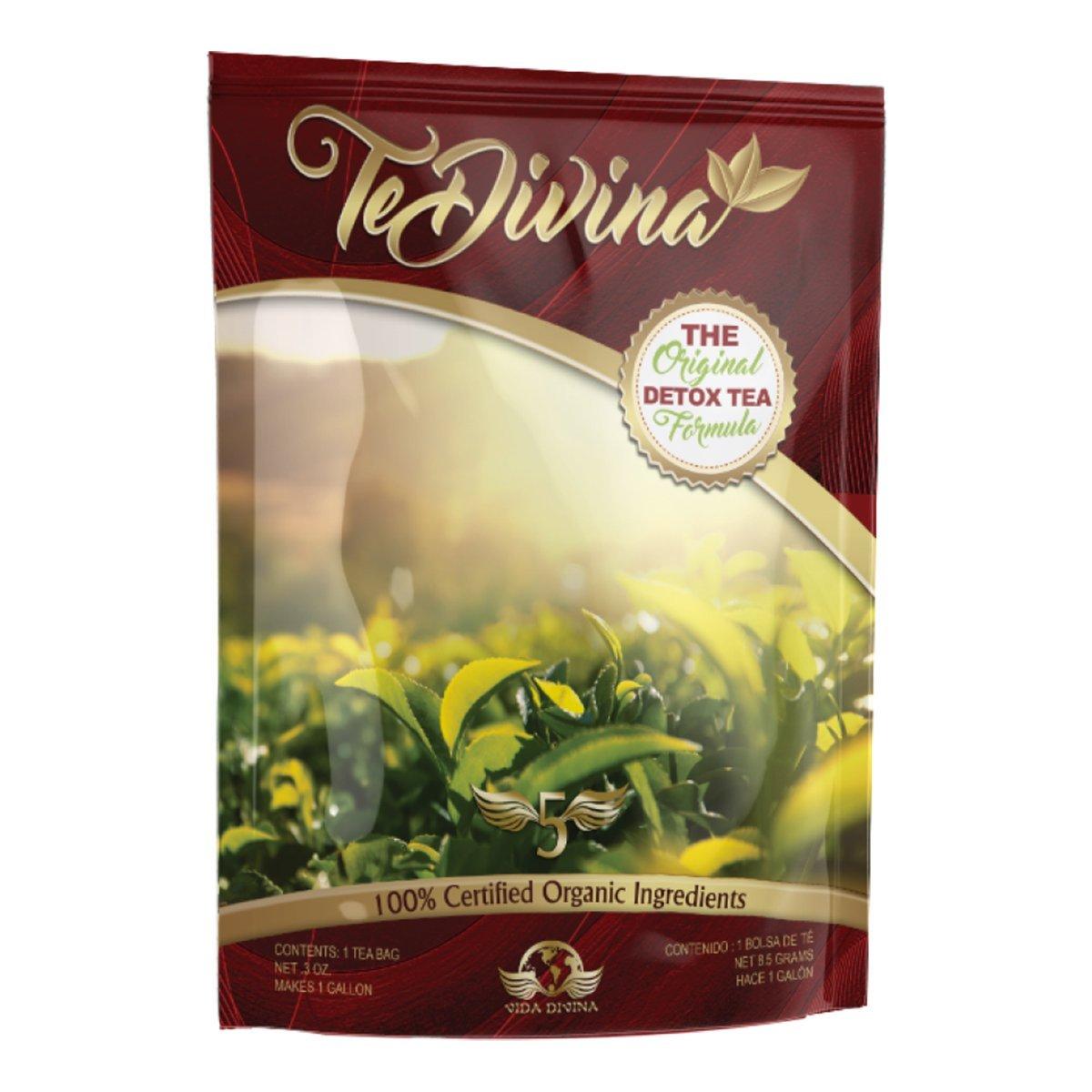 Te Divina Original Detox Formula