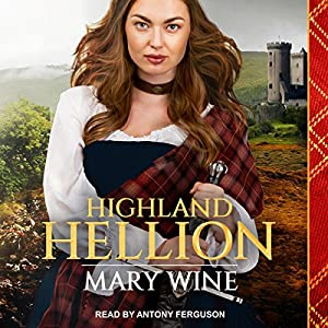 Highland Hellion Audiobook