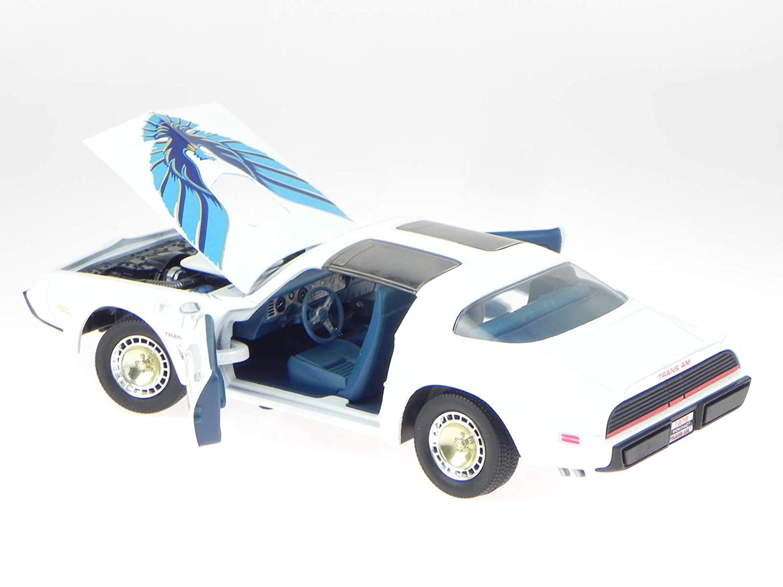 Road Signature Pontiac Firebird Trans Am 79 weiß weiß weiß Modellauto92378 1:18 ba8dbd